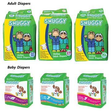 Picture of Shuggy  Diapers