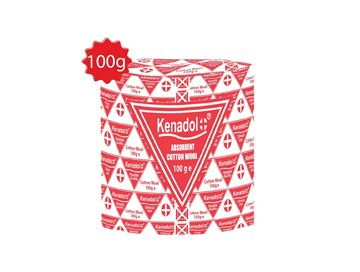 Picture of Kenadol Absorbent Cotton Wholl 100g