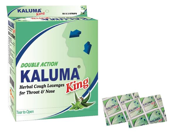 Picture of DOUBLE ACTION KALUMAB KING